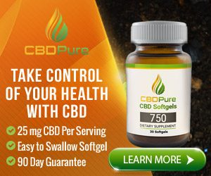 CBDPure - Take Control Of YourHealth