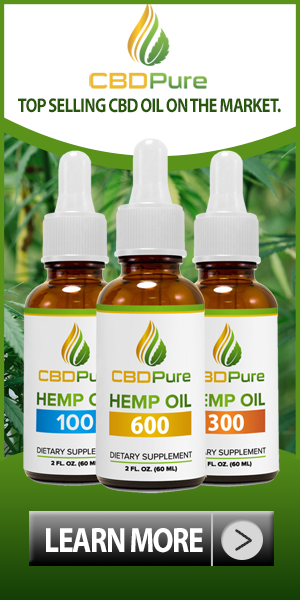 CBDPure Pure CBD Oil